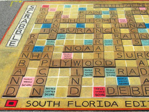 Scrabble - South Florida Edition