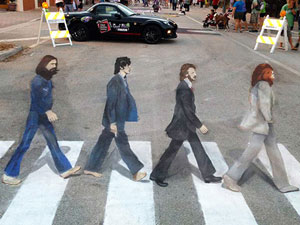 The Beatles Abbey Road 3D