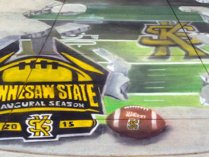 KSU Homecoming 2014