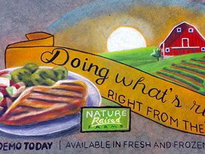 Tyson Foods, Inc - Nature Raised Farms Chicken Promotion