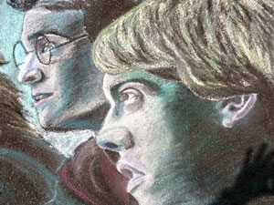 Harry Potter and the Order of the Phoenix detail