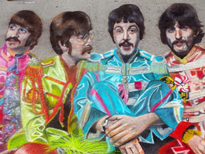The Beatles' Sgt Pepper's Lonely Hearts Club Band 3D
