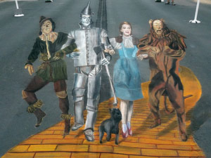 Wizard of Oz 3D